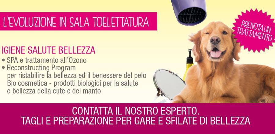 Zoomiguana Megstore Animali Campania Napoli Slide Banner HOME 3
